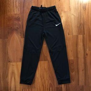 Nike Women's Power Training Capris- BLACK- SIXE-XL